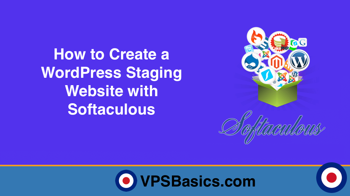 How to Create a WordPress Staging Website with Softaculous