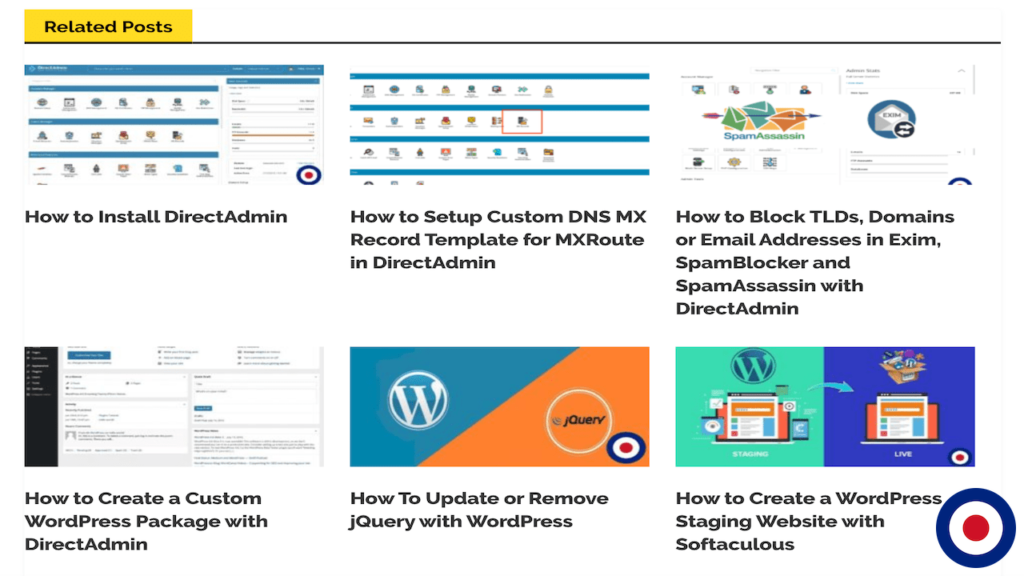 How to Add Related Posts Widget to WordPress Without a Plugin