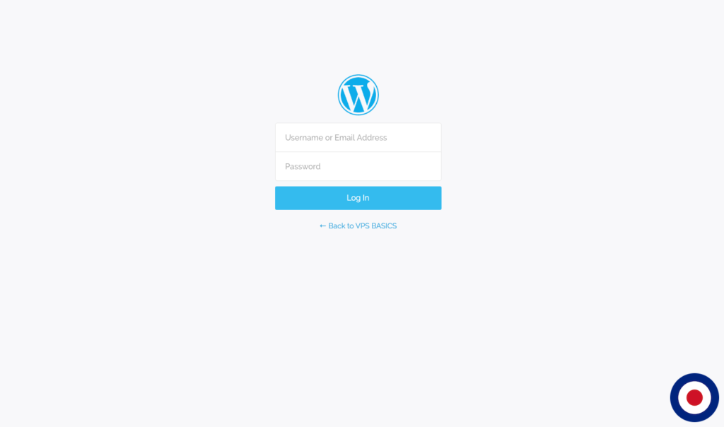 Remove Password Link Success - WordPress